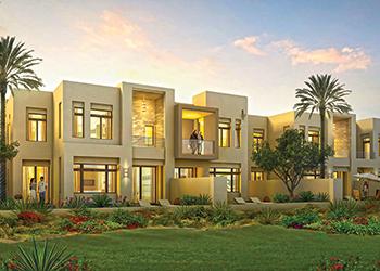 Houses at Arabella.
