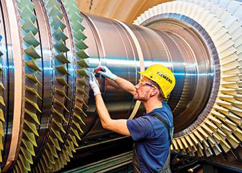 Siemens ... set to supply key power generation equipment to Kuwait.