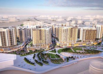 Expo Village ... technical design for six parcels is ready.