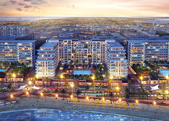 Marassi Shore Residences ... second residential component at Marassi Al Bahrain.