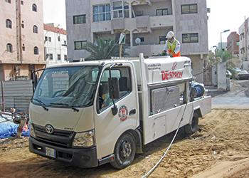Masa ... providing a comprehensive pest extermination service for buildings pre- and post-construction.
