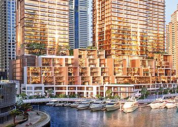 Jumeirah Living Marina Gate.