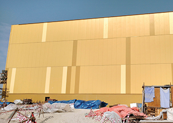Facade wall panels ... premium products.