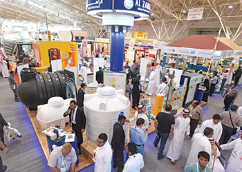 Saudi Build ... this year's event will welcome more than 500 exhibitors.