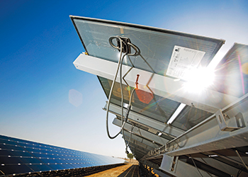 Mohammed bin Rashid Al Maktoum Solar Park ... key project.
