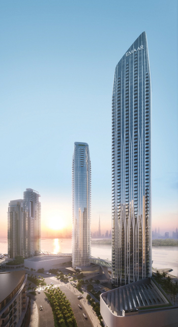 Address Harbour Point ... recently unveiled by Emaar Hospitality.