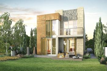 A Just Cavalli villa at Akoya Oxygen.