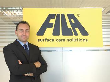 Fabrizio Nicoli, commercial director of Fila Middle East