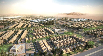 The new city in Taif ... to spread over a 1,250-sq-km area.