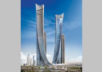 Aykon City ...  a key Damac project.