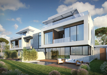 Homes at Jumeirah Luxury Living ... equipped with smart technologies.