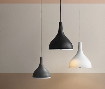 Castor pendant lamp ... from the Pantone collection.
