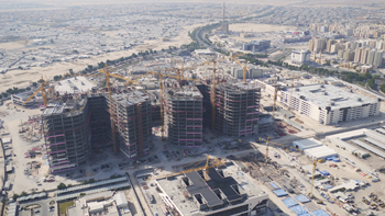 New Jahra Hospital ... a key healthcare project.